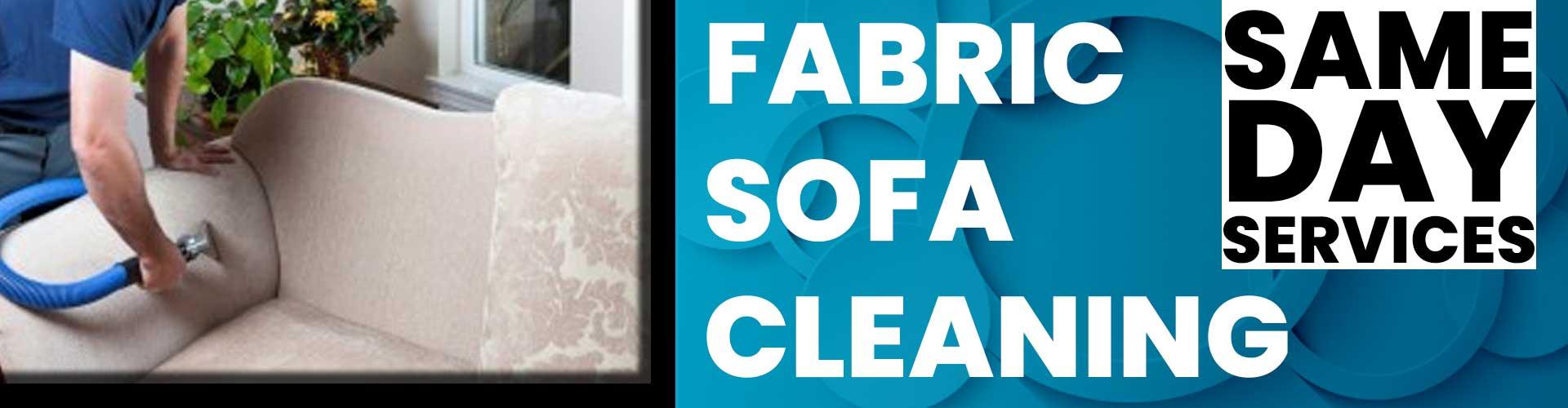 Sabric Sofa Cleaning